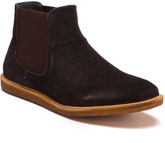 Frank Wright Law Suede Chukka Boot