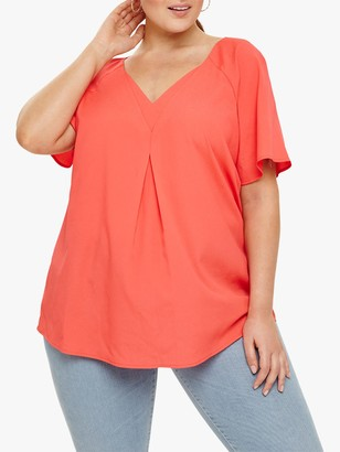 Studio 8 Talia Tunic Top, Coral