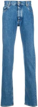 Maison Margiela regular fitted jeans