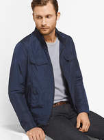 Michael Kors Nylon Trucker Jacket