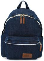 Eastpak 'Padded Pak'r' backpack - men - Cotton/Buffalo Leather - One Size