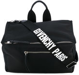 Givenchy Pandora shell bag - men - Calf Leather/Acrylic/Polyamide - One Size