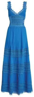 Charo Ruiz Ibiza Sophia Lace Maxi Dress