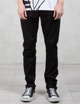 Moschino Logo Batch Jeans