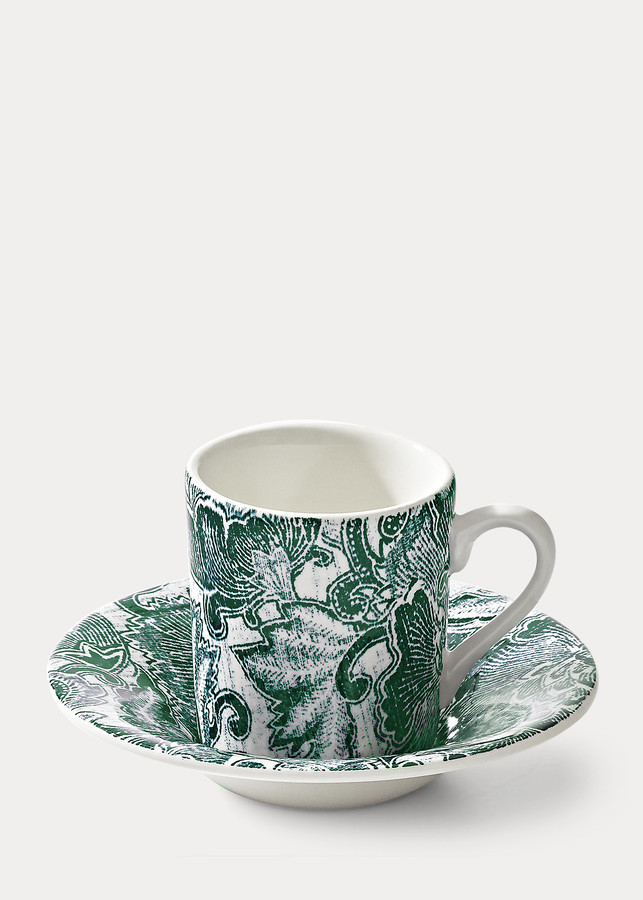 Thumbnail for your product : Ralph Lauren Faded Peony Espresso Cup