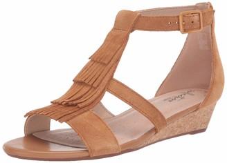 Clarks Women's Abigail Sun Wedge Sandal