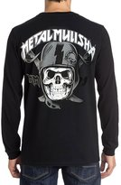Metal Mulisha Men's Shield LS T Shirt S