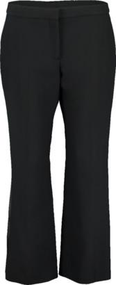 Alexander McQueen Tuxedo Kick Back Trouser