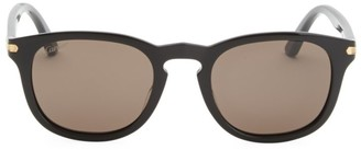 Cartier 51MM Round Sunglasses