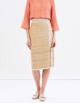 Salla Knitted Skirt