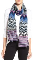 Missoni Women's Chevron & Stripe Scarf