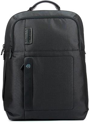 Piquadro Mens Blue Backpack