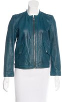 Etoile Isabel Marant Leather Laser Cut Jacket
