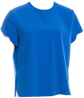 Carven Blue Top for Women