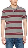 Fat Face Men's Twin Stripe Polo Shirt