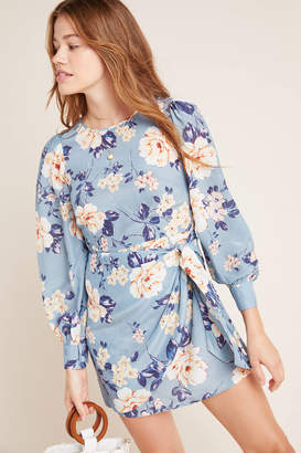 Yumi Kim Yvonne Floral Mini Dress