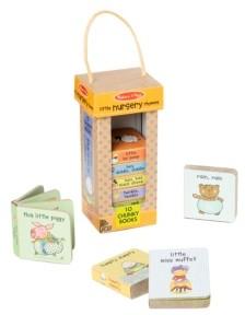 Melissa & Doug Np Book Tower - Little Nursery Rhymes