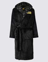 M&S Collection Hooded Embroidered Star WarsTM Dressing Gown