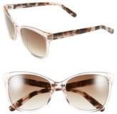 Bobbi Brown 'The Rose' 56mm Sunglasses