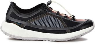 adidas by Stella McCartney Pulseboost Mesh And Neoprene Sneakers