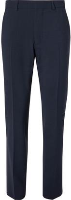 Polo Ralph Lauren Slim-Fit Wool-Blend Seersucker Suit Trousers