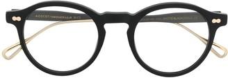 MOSCOT MILTZEN-TT SE round glasses
