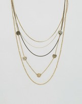 Pieces Paulina Long Necklace