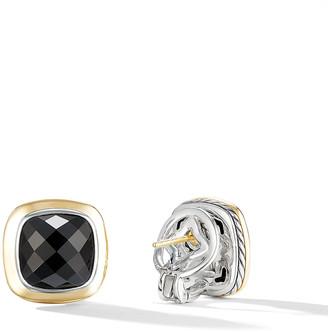 David Yurman Albion Champagne Stud Earrings