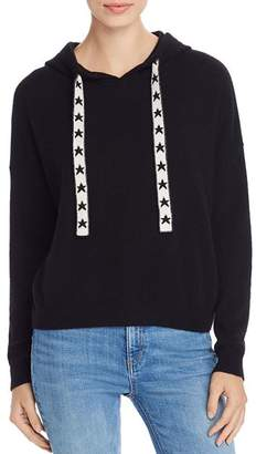 Aqua Star-Drawstring Hooded Cashmere Sweater - 100% Exclusive