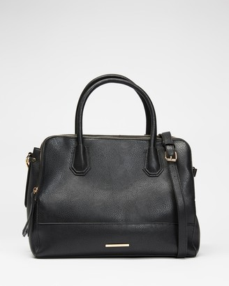 Tony Bianco THE ICONIC EXCLUSIVE - Envy Satchel