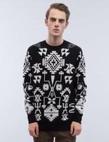 Marcelo Burlon County of Milan Melimoyu Sweater