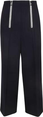 Y's Ys Double Zip Trousers
