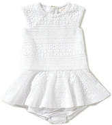 Kate Spade Baby Girls 12-24 Months Drop-Waist Lace Dress