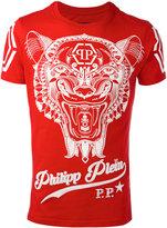 Philipp Plein Tiger T-shirt - men - Cotton - XXL