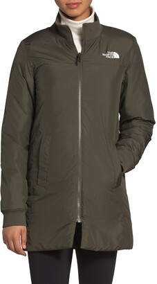 The North Face Du Nord Reversible Water Resistant Parka