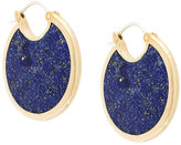Pamela Love Mojave large lapis lazuli earrings