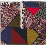 Pierre Louis Mascia Pierre-Louis Mascia graphic print scarf
