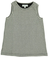 Diapers and milk Sorbonne Houndstooth Vest Top