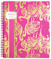 Lilly Pulitzer Gimmie Some Leg Large Notebook