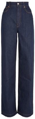 Dolce & Gabbana Flared Wide-Leg Jeans