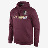 Nike Sideline KO Fleece Pullover (Florida State) Men's Training Hoodie