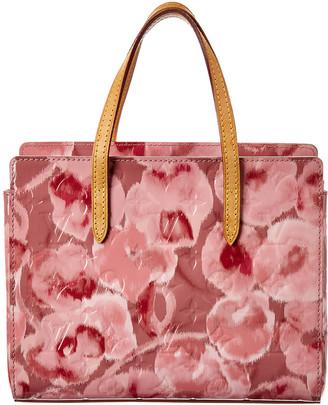 Louis Vuitton Pink Monogram Ikat Flower Canvas Catlina Bb