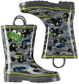 Carter's Western Chief Monster Crusher Rain Boots