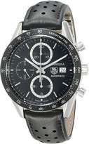 Tag Heuer Men's CV2010.FC6233 Carrera Automatic Chronograph Watch