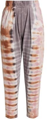 Raquel Allegra Easy Tie-Dye Pants