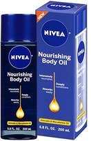 Nivea Nourishing Body Oil, 6.8 Fluid Ounce