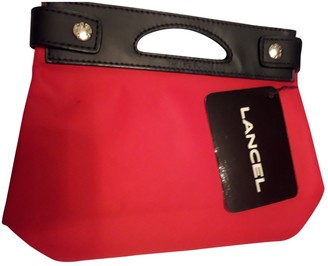 Lancel Red Cloth Purses, wallets & cases