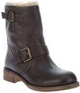 Marc by Marc Jacobs shearling boot