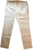 Escada White Denim - Jeans Jeans for Women