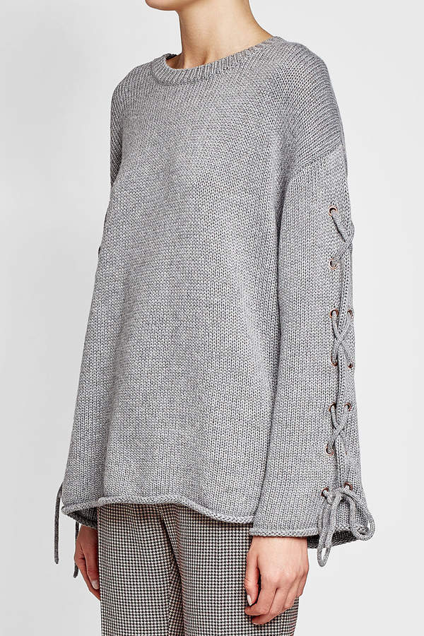 See by Chloe Pullover with Wool and Cashmere